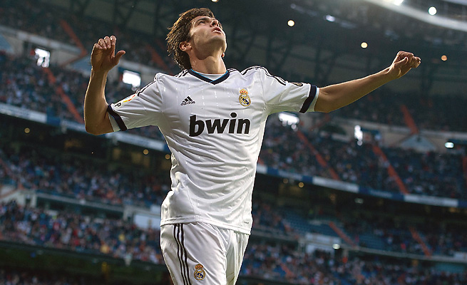 Kaka will likely find more playing opportunities at AC Milan than he would have with Real Madrid.