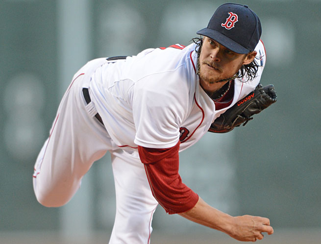The Red Sox's Buchholz hasn't pitched in the majors since beating the Los Angeles Angels on June 8.