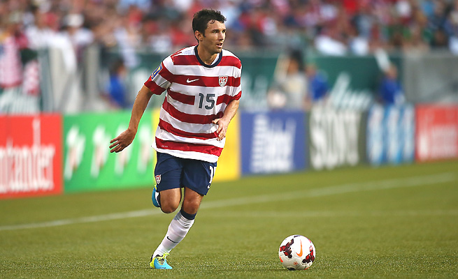 Michael Parkhurst will rejoin the U.S. national team after starting five of six matches in the Gold Cup.