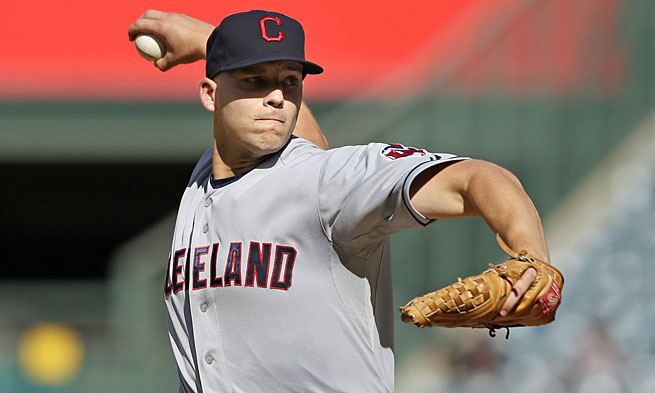 Justin Masterson and the Indians are trying to make up ground in the AL wild-card race.