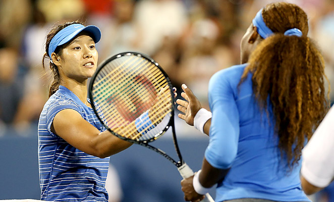 Li Na fell in straight sets to Serena Williams earlier this year at the West and Southern Open in Cincinnati.