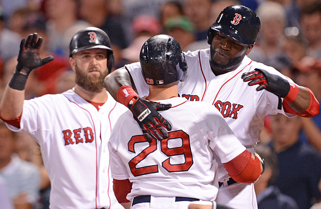 Boston leads the AL East and is closing in on its first postseason appearance since 2009.