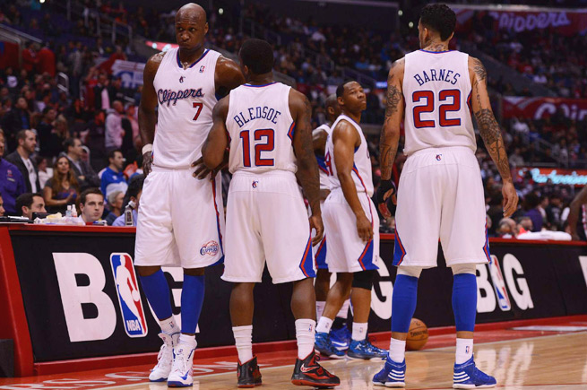 Lamar Odom's (7) offseason has reportedly included a DUI, drug binges, marital issues and rehab.