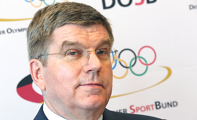 Thomas Bach is considered the favorite to succeed Jacques Rogge as IOC president.