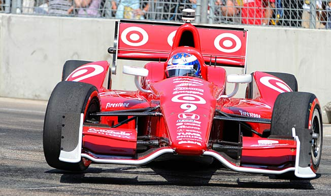 Scott Dixon will pay a price for what he describes as two weeks of frustration.