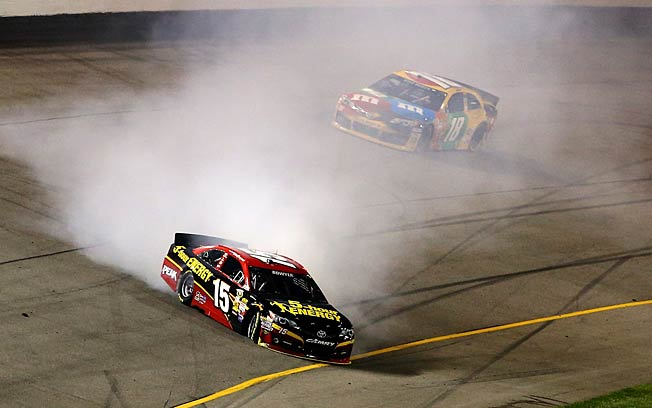 Clint Bowyer's controversial spin, though earning a penalty from NASCAR, fit well in the sport's lore.