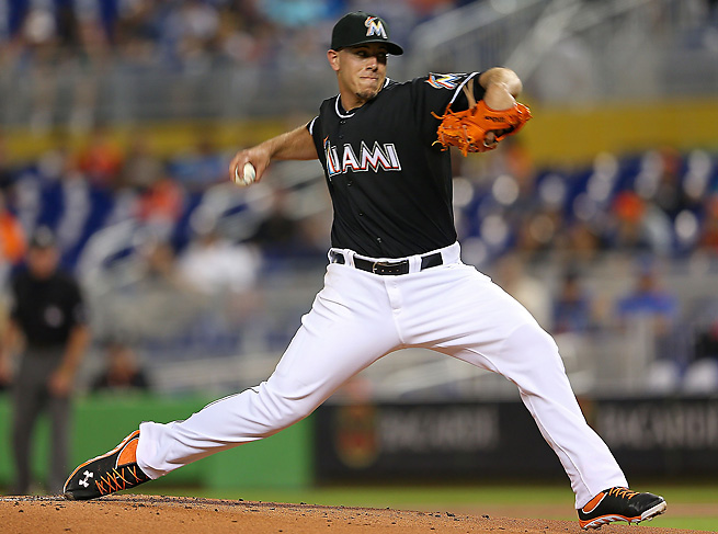 Jose Fernandez may be the frontrunner for NL Rookie of the Year after a superb campaign.