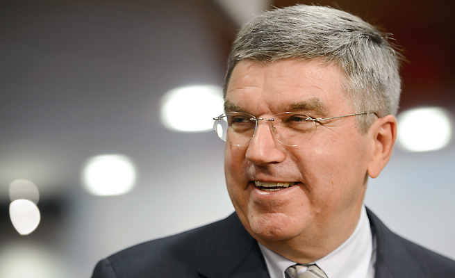 German Thomas Bach will succeed Jacques Rogge as president of the International Olympic Committee.