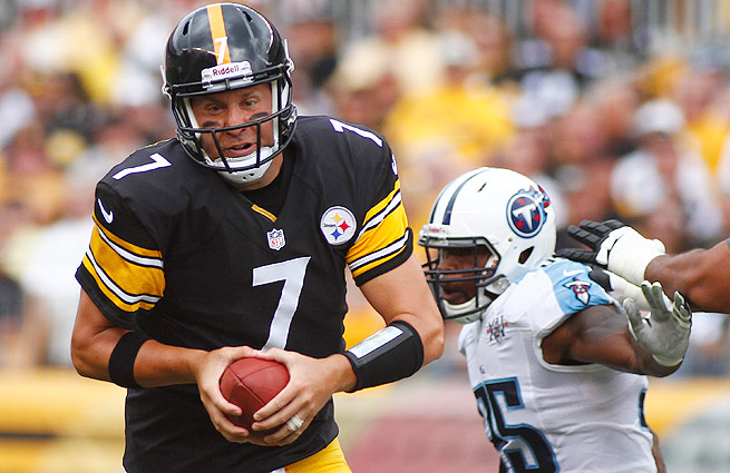 Ben Roethlisberger is just 1-4 in his last five regular-season starts.