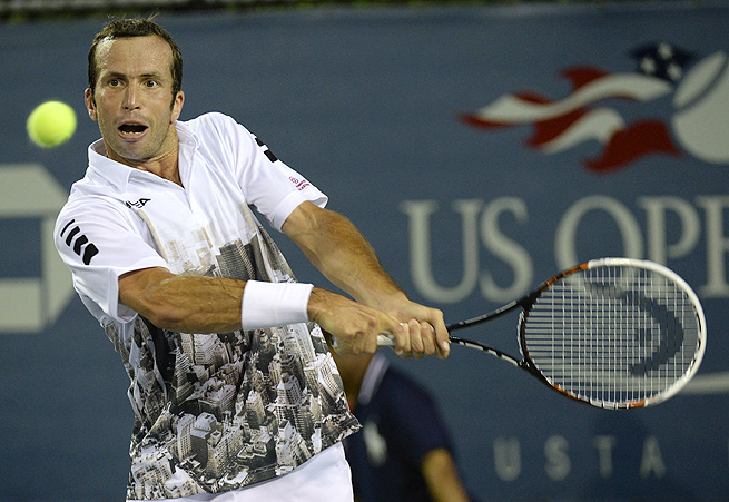 Radek Stepanek teamed up with Leander Paes to win the U.S. Open men's doubles tournament.