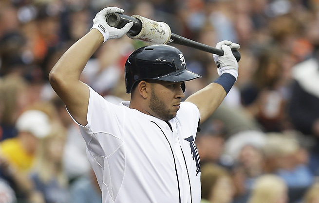 The Tigers have not indicated if they plan to use Jhonny Peralta after his suspension ends.