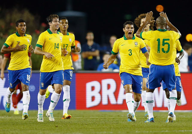 Brazil has known it would be playing in the 2014 World Cup ever since the country was named the host of the event in 2007.