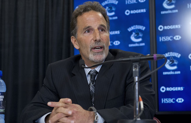 John Tortorella has his own Twitter page, however, used for fundraising causes related to canines.