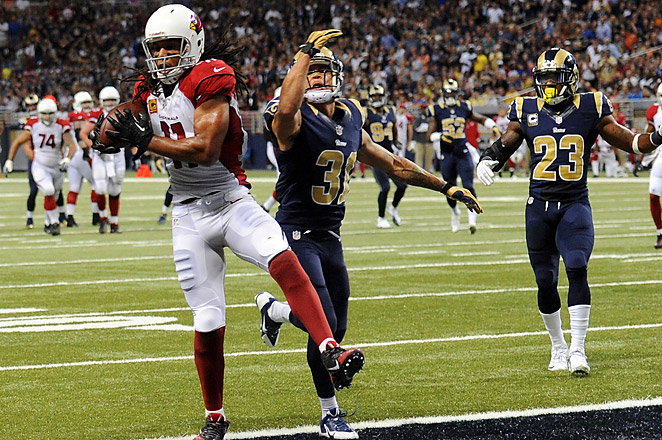 Larry Fitzgerald, who is now in his 10th NFL season, has only missed four NFL games in his career.