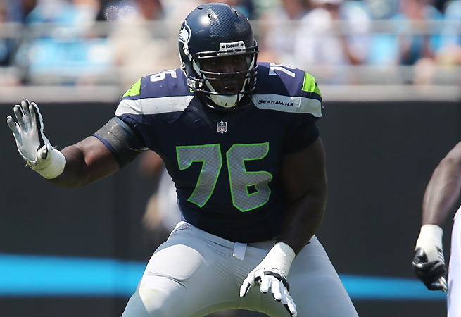 Russell Okung is expected to miss the Seahawks' Week 3 game vs. Jacksonville with a toe injury.