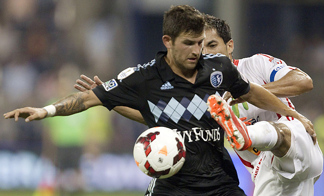 Josh Gardner and Sporting KC were held to a 1-1 draw at home to Nicaragua's Real Esteli.