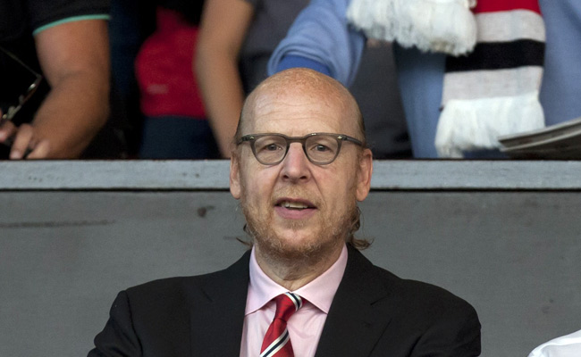 Manchester United is controlled by the Glazer family, including Avram Glazer.