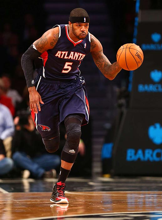 Smith left the Hawks to sign with the Pistons in the offseason.