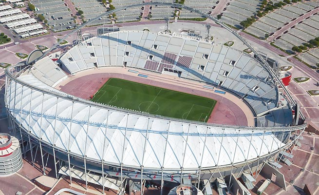 A winter World Cup in Qatar could create scheduling conflicts with the 2022 Winter Olympics.