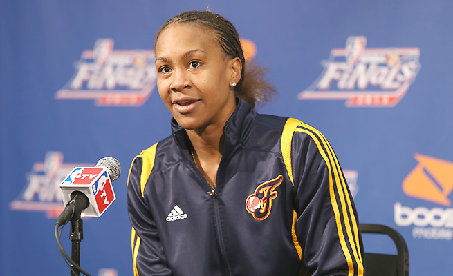 WNBPA president Tamika Catchings hopes the new WNBA CBA will increase roster spots from 11.