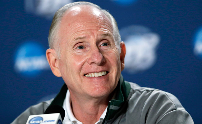 Jim Larranaga had been a member of the faculty at his previous university, George Mason.