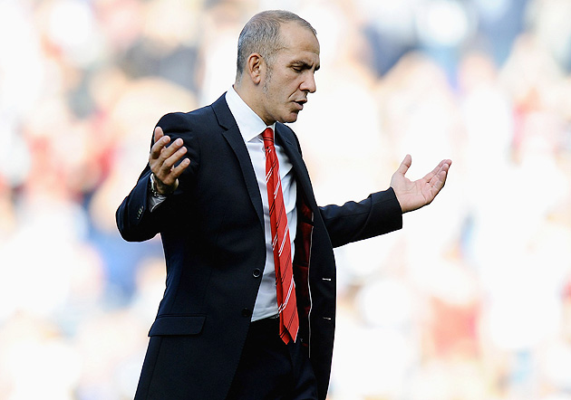 Paolo Di Canio helped the Black Cats avoid relegation, but got off to an 0-4-1 start this season.