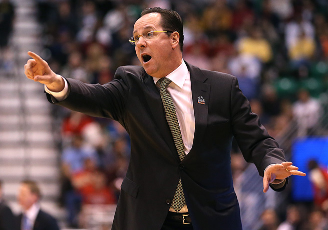 Gregg Marshall and Wichita State reached the Final Four last season before falling to Louisville.
