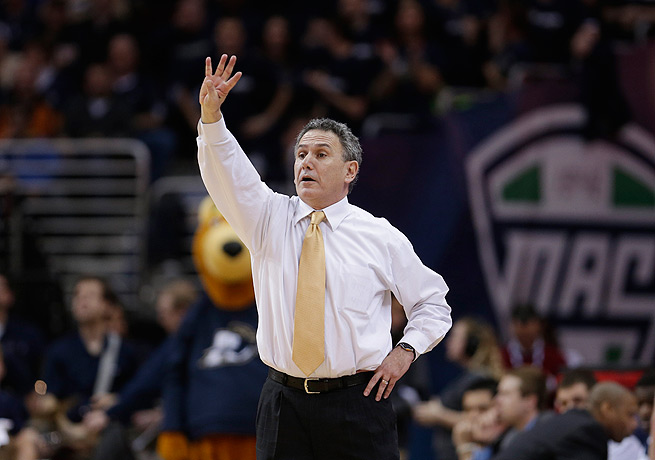 Keith Dambrot has molded Akron into a mid-major power within the college basketball landscape.