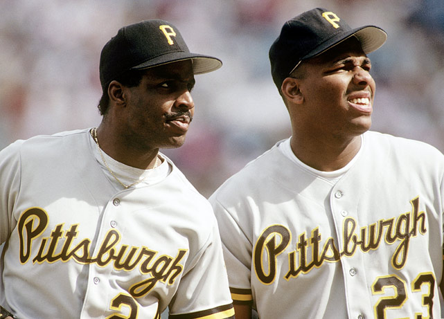 Bonds and Bonilla combined for 216 RBI and finished second and third in NL MVP voting, respectively, behind the Braves' Terry Pendleton.