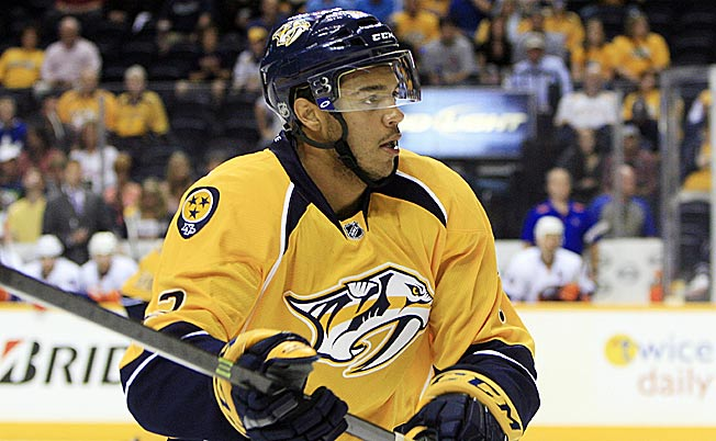 Seth Jones is a highly touted defensive prospect, but who'll put the puck in the net for the Predators?