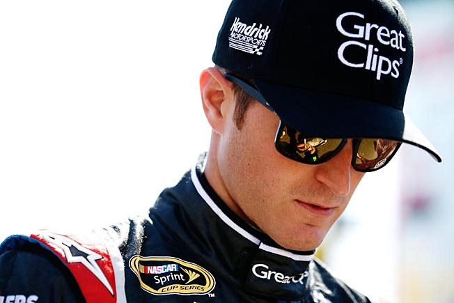 Kasey Kahne insists he's healthy, but his Chase chances aren't after his accident at New Hampshire.