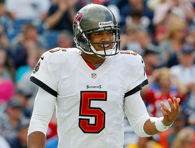 The Bucs' contentious relationship with quarterback Josh Freeman finally came to an end on Thursday morning, when the team released Freeman after trying to trade him for over a week. His career in Tampa Bay had been a roller coaster. In his second season, and his first as a full-time starter, he threw for 25 touchdowns, just six interceptions, 3,451 yards and guided the Bucs to a 10-6 record. That was followed by a 4-12 down year in 2011. But Freeman seemingly regained his mojo in 2012, throwing for more than 4,000 yards, with 27 TDs and 17 interceptions. Yet after a 0-3 start to 2013, coach Greg Schiano (who had reportedly clashed with Freeman before) benched his QB. Freeman is still only 25, so it's possible that he simply needs a change of scenery. The same can't be said for the rest of the guys in this gallery.