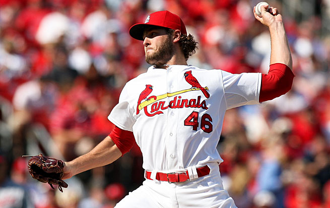Kevin Siegrist has posted a miniscule 0.47 ERA for St. Louis and could be a big factor in the postseason.