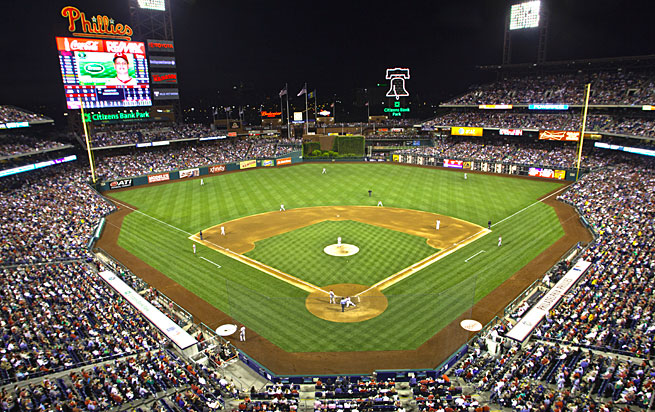 Despite drawing more than three million fans, the Phillies still suffered a sizable drop in attendance this season.