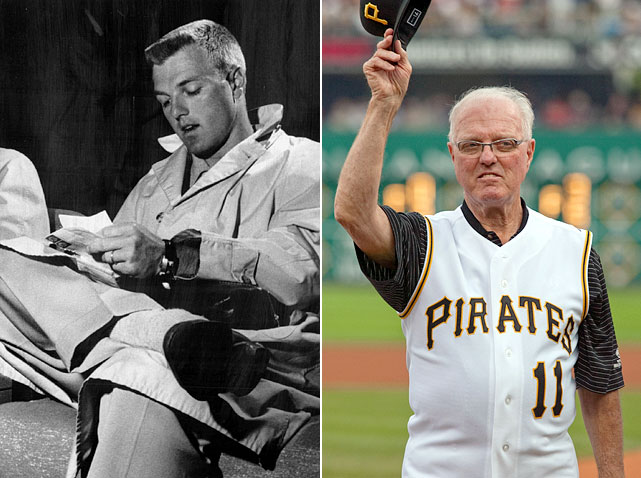 Schofield had a 19-year career as an MLB infielder, highlighted by winning the World Series in 1960 with the Pittsburgh Pirates. A career .227 hitter, Schofield is also the grandfather of Nationals outfield Jayson Werth.