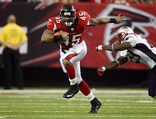 Duckett had a propensity for getting into the end zone during his NFL career, illustrated by his 44 career touchdowns in seven seasons spent with the Atlanta Falcons, Washington Redskins, Detroit Lions and Seattle Seahawks.