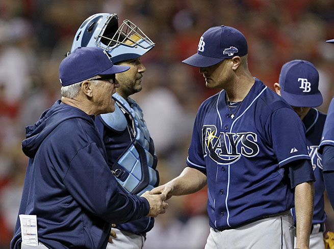 The defensive strategies of Joe Maddon and the pitching of Alex Cobb are a big reason Tampa Bay is headed to Fenway Park.