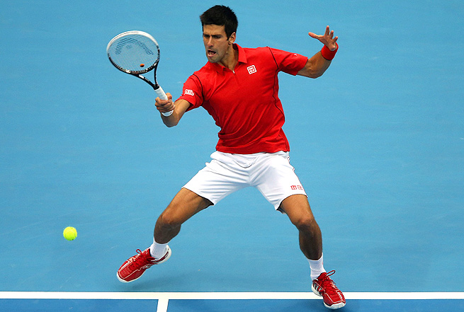 Novak Djokovic defeated Fernando Verdasco 7-5, 2-6, 6-2, and will face Sam Querrey in the quarters.