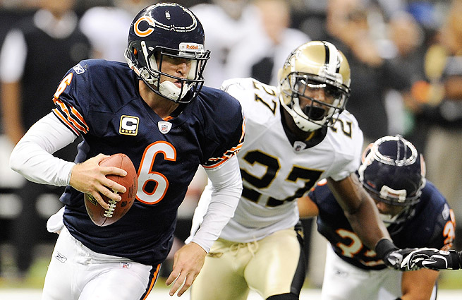 Fresh off a loss to the Lions, Jay Cutler and the Bears will look to bounce back versus the Saints.