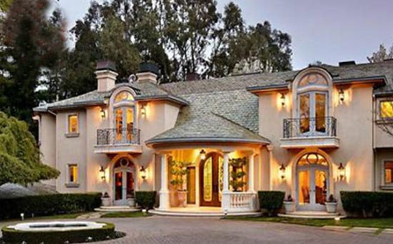 Rice sold his custom-built 17,000 square foot home for $9 million in 2013.