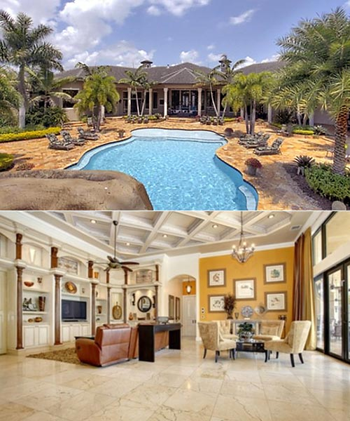 Stoudemire bought this mansion in 2011 for $3.7 million.