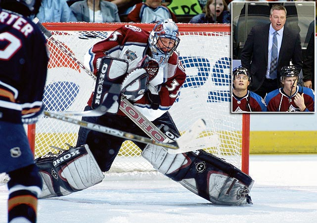 Patrick Roy became head coach and vice president of hockey operations for the Colorado Avalanche prior to the 2013-14 season. Roy's legendary status as a two-time Stanley Cup winner in both Denver and Montreal ? and his penchant for wielding a fiery temper ? should get the attention of a young Avalanche roster. In fact, the new head coach was already fined $10,000 for his outburst and shouting match with Anaheim Ducks coach Bruce Boudreau during their season opener. Roy nearly pushed over the glass between the two teams at the end of the game, which Colorado won convincingly 6-1. Here are the notable Hockey Hall of Fame players (from the expansion era) who went on to become head coaches in the NHL, and how they fared.