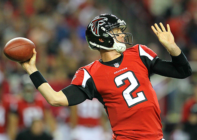 Matt Ryan and the Falcons cannot afford to lose at home to the Jets this week and fall to 1-4.