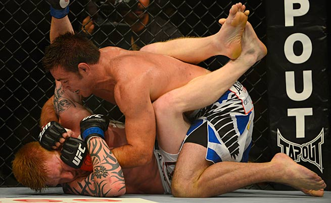 Jake Shields is looking forward to his Wednesday night pairing against Demian Maia.