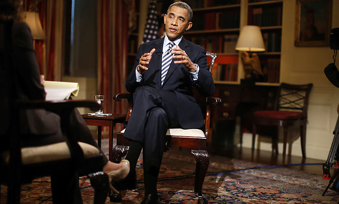 Barack Obama said he would consider owning a professional sports team after he leaves the presidency.