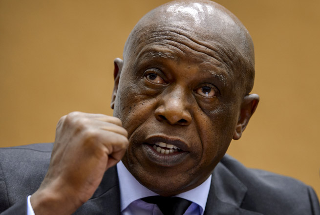 "FIFA delegate Tokyo Sexwale said the global ""barometer'' was central to the football governing body's work to tackle discrimination."
