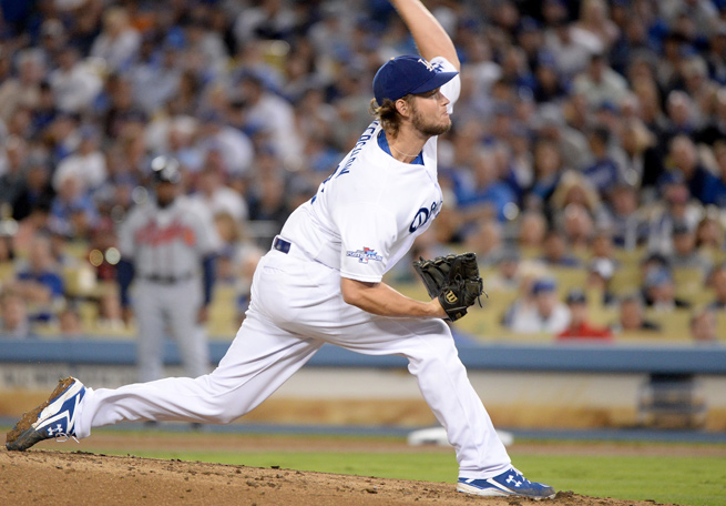 Clayton Kershaw got the start in Game 4 on three days rest and allowed two runs in six innings.