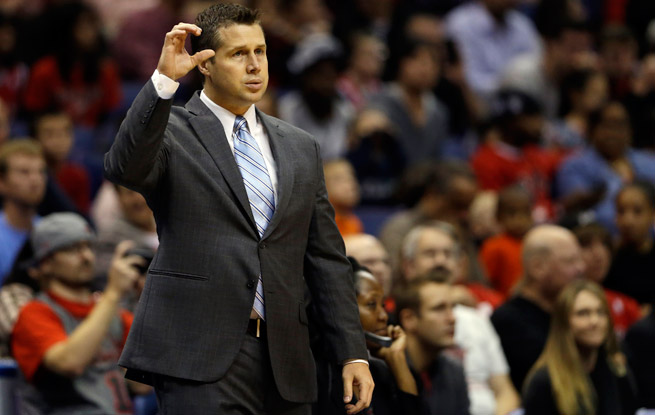 David Joerger faces the tall task of replacing a head coach that reached the conference finals last season.