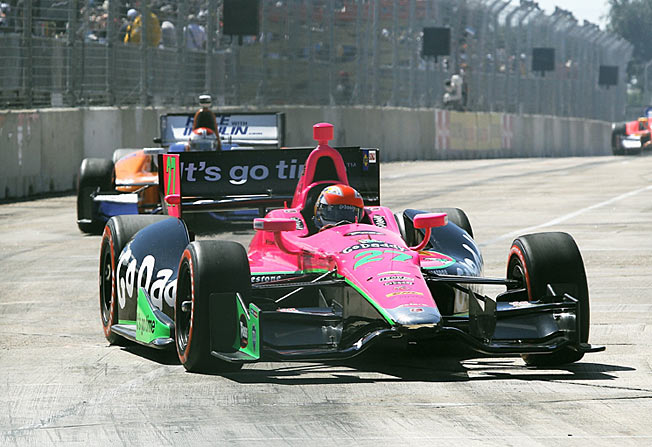 James Hincliffe could leave Andretti Autosport for KV Racing or Chip Ganassi Racing.