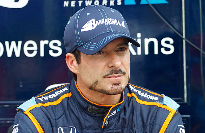 Alex Tagliani will replace Dario Franchitti, who remains hospitalized after a crash at the Grand Prix of Houston.